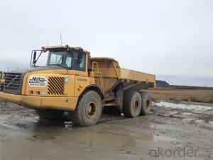 Dump Truck  6X4LHD Rhd Dumper Tipper Truck
