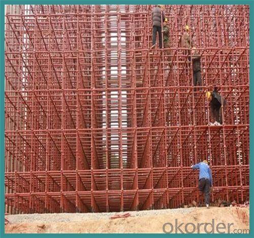 Professional Steel Formwork Scaffolding System Scaffolding Steel Formwork