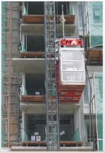 Frequency Conversion Construction Hoist /Material Hoist /Industrial Hoist
