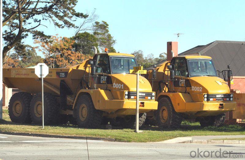 Dump Truck   60 Series Mining 20ton Dumper Tipper