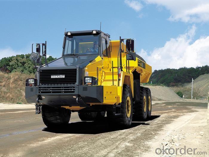 Dump Truck 8x4 371HP Mining  / Tipper Truck