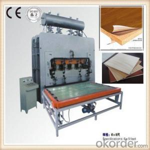 Factory Selling Furniture Vacuum Press Laminating Machine