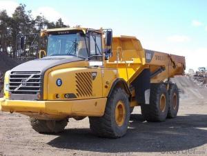 Dump Truck Le Camion Benne 8X4