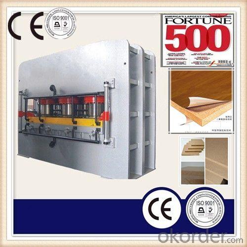 Furniture Board Heating Pressing Machine