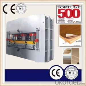 Furniture Board Heating Pressing Machine