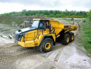 Dump Truck 60 Tons  Mining  Duty Truck (ZZ3317N4267)