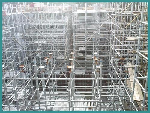 Plastic Scaffold System Formwork System Formwork Steel Props
