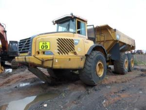 Dump Truck A7 6*4(QT)China  371 HP 16m3