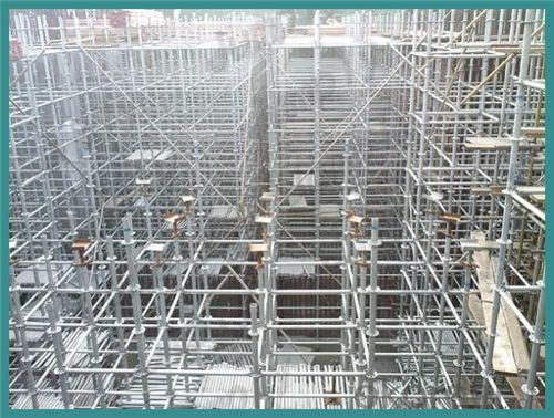 New Design Scaffolding System Formwork System Formwork Parts