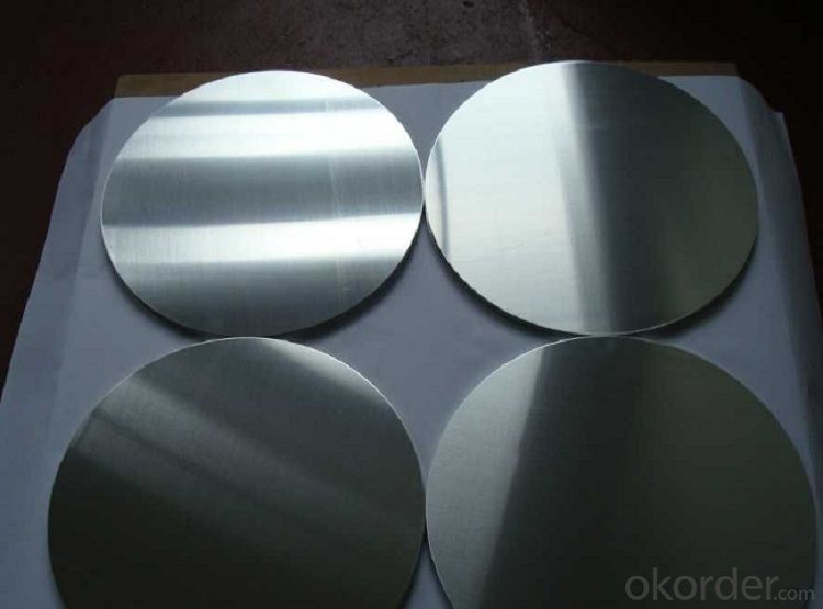 Aluminum Circles for Construction Plate Utensils