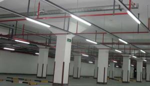 LED TUBE LIGHT 9W 60CM  RA>70  PF 0.9 AC85-265 INPUT VOLTAGE 800LM GLASS MATERIAL