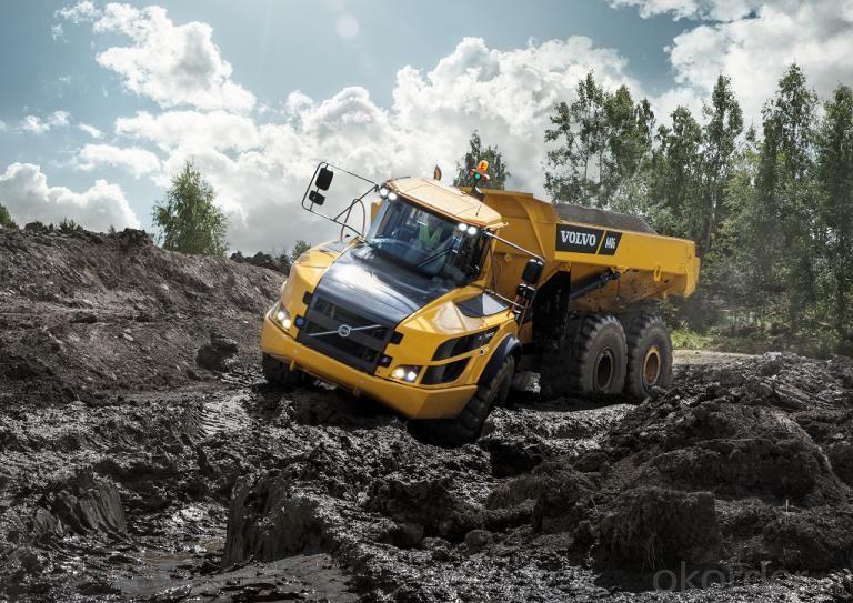 Dump Truck 4*4 Tipper Truck/Electric Drive Mining Truck/Ming