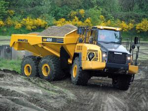 Dump Truck Trucks 8X4 380HP Euro IV