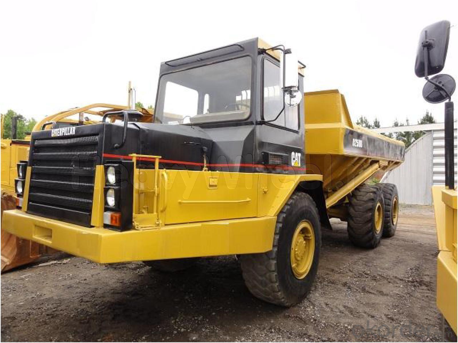 Dumper Tipper Truck  336 HP 6*4 13m3 25ton Dump/Heavy Truck (ZZ3257N2947)