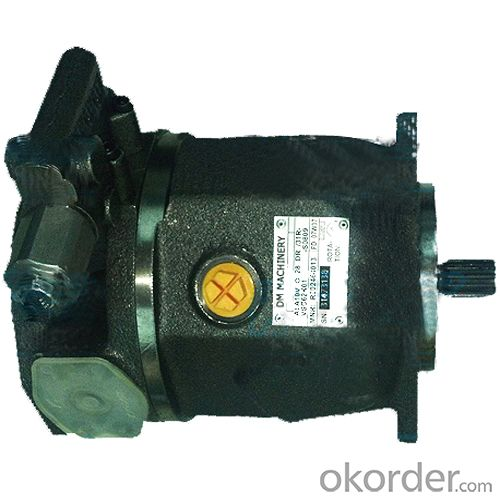 Hydraulic Pump Concrete Pump Parts  A10VO28