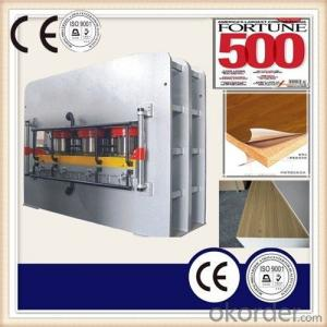 Laminating Hot Press Machine for Furniture Board