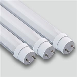 LED TUBE LIGHT 8W 60CM  RA>70  PF 0.6 AC180-265V INPUT VOLTAGE 800LM GLASS MATERIAL