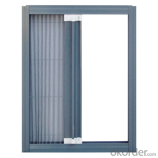 Pleated Plastic Insect Screen Wire Mesh/Foldable Insect Screen