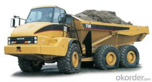 Dump Truck V3 6X4  with 18m  Cubic Mining Truck 420HP Mining