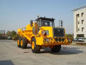 Dump Truck  4X2 Medium  with Cummins Engine