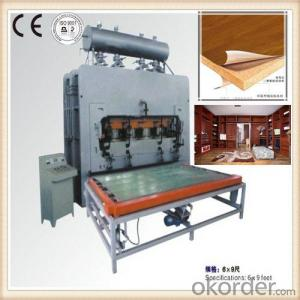 Hyraulic Hot Press Equipment for Furniture Manufacturing
