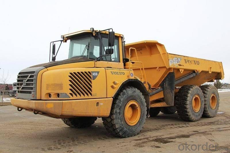 Dump Truck Auman TX 8X4  with Commins Engine