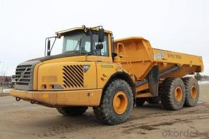 Dump Truck Auman TX 8X4  with Commins Engine