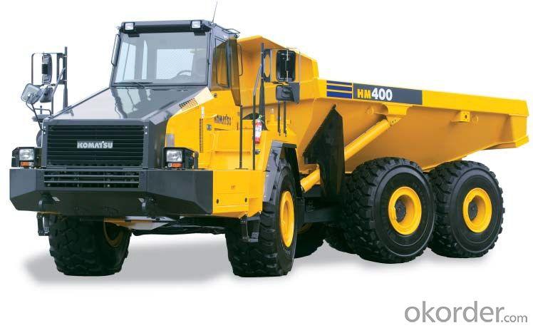 Dump Tipper Truck 6X4 Diesel Engine (371HP, 18m3)