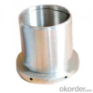 Wear Sleeve Q80 Concrete Pump Parts  High Quality