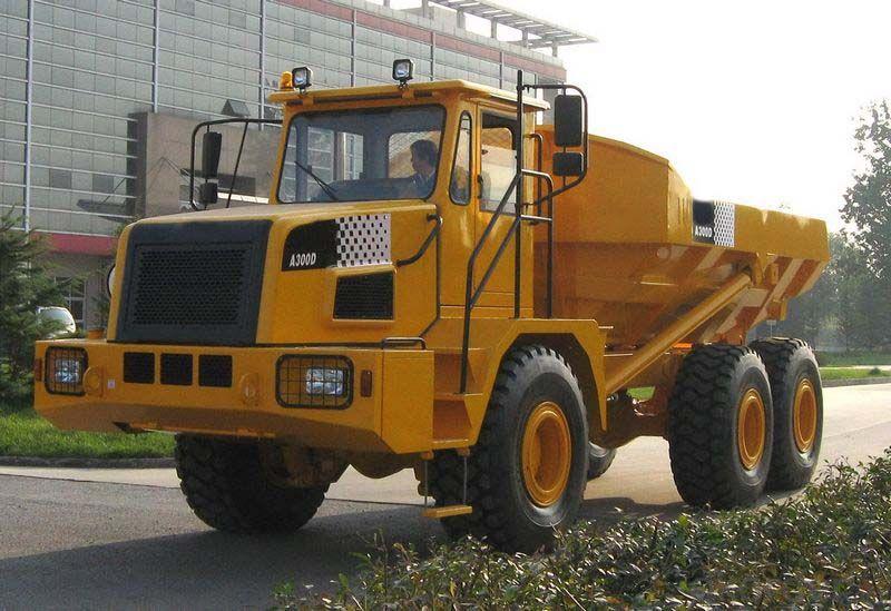 Dump Truck 6X4 290HP 30ton Duty Truck (ZZ3317N4267)