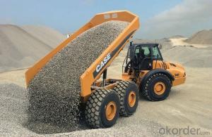 Dump Truck 6*4  /Tipper Truck 8X4 375HP Mining