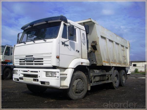 Compactor Garbage Truck Heavy Duty 6X4