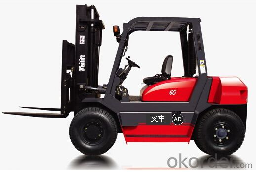2 Tons  Battery Powered Forklift CPD 20C
