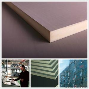 High Performance Polyisocyanurate Heat Insulation Board from Beipeng