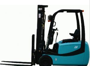 Forklifts - Heavy forklift - CPCD135B Forklift