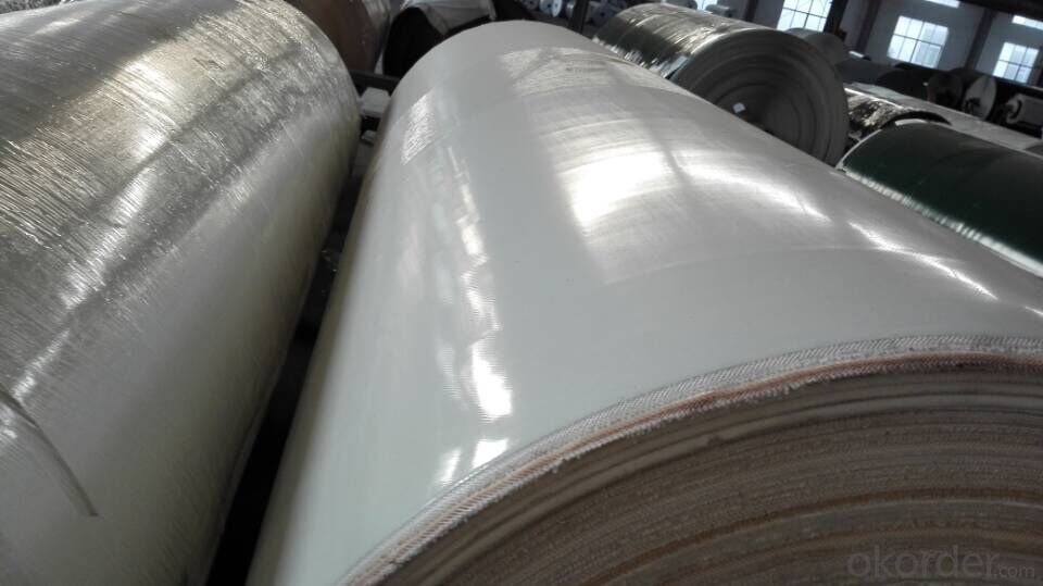 High Quality ISO Standard Food Industry PVC/PU Conveyor Belt Flat Conveyor Belt