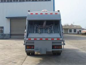 Garbage Truck 10 Cbm Compactor Garbage Truck