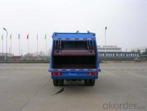 Compactor Truck  4*2 Euro IV Garbage  Dfl1120b4