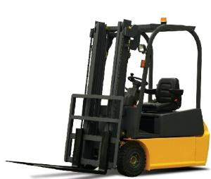 2.5 Tons Diesel Powered Forklift CPCD25FR