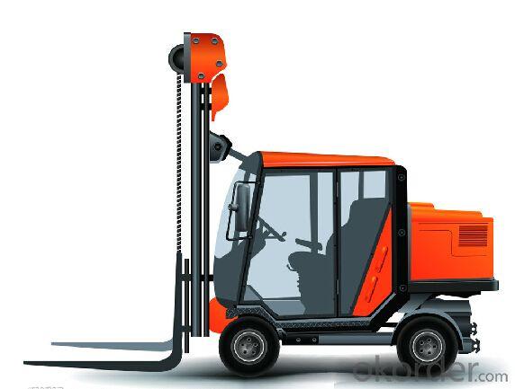 Forklifts - Heavy forklift - FD250B forklift