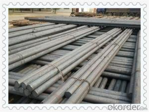 Hot Rolled Alloy Structural Steel Round Bar SCM435