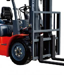 8 Tons Diesel Powered Forklift product CPCD80F