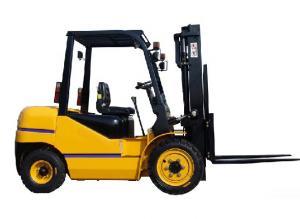 Forklifts - Heavy forklift - FD450 forklift