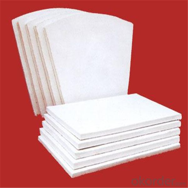 Ceramic Fiber Board Manufacturer with High Quality