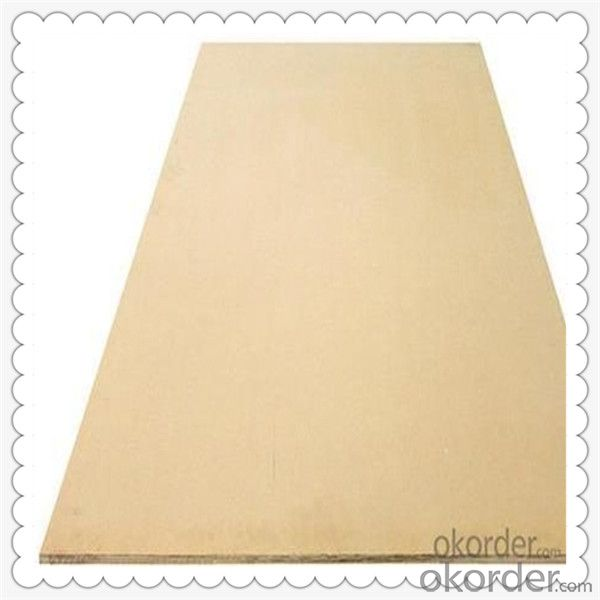 Veneered Plywood of Birch Core Material with Lowest Price