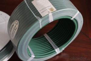 PU Textile Urethane Drive Belts / Urethane Round Belt Transmission Line