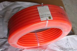 PU Polyurethane Round Conveyor Belt Hardness 90A