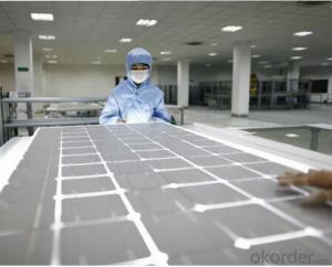 Solar Panel with TUV IEC MCS CEC INMETRO IDCOL SONCAP