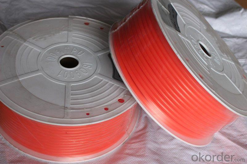 Polyurethane Round Belt / Smooth Round Drive Belts