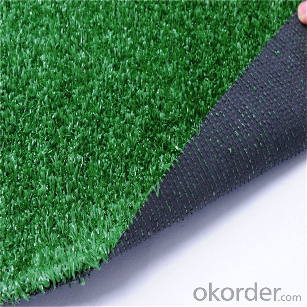 PE Anti-fire Soccer Artificial Grass Professional For Soccer Filed